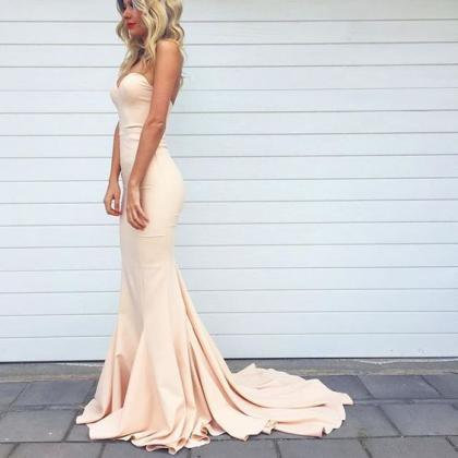 Mermaid Prom Dresses, Sweetheart Pr..