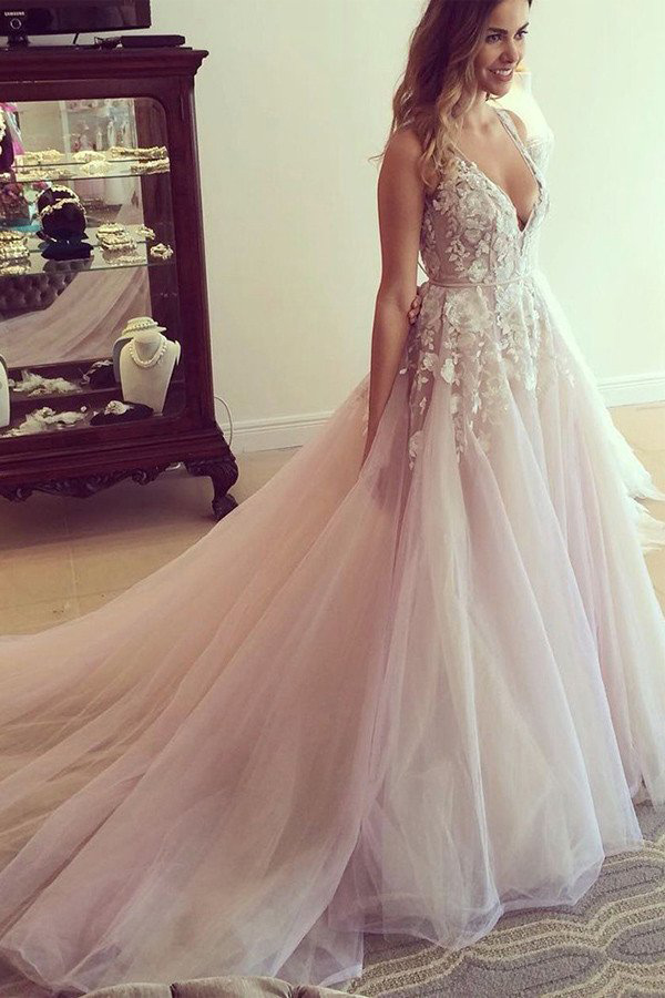 princess wedding dresses pink wedding dreses ball gown