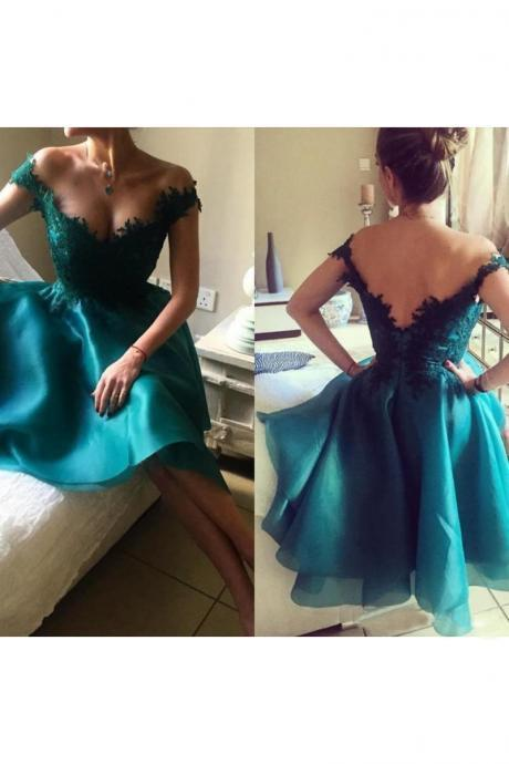 Cheap Homecoming Dresses,Short Homecoming Dresses,Off Shoulder Homecoming Dresses,Backless Cocktail Dresses,Graduation Dress Prom Gowns DS389
