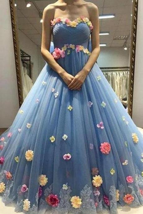 Vintage Prom Dresses,Ball Gown Prom Dress,Cheap Prom Dresses,Long Prom Dress,Sweetheart Prom Gown DS561