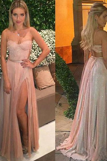 Sweetheart Prom Dresses, Pink Prom Dress, A Line Prom Dresses, Long Evening Dresses, Sexy Party Dresses, Prom Dress